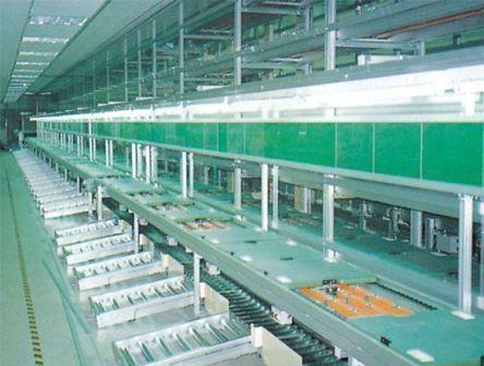 电子生产组装线