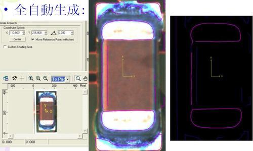 矢量成像 - 高精度定位技術