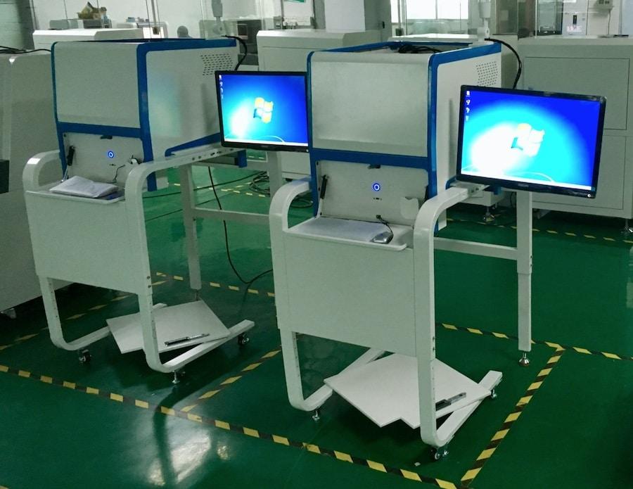 插件元件错漏反AOI波峰焊检测设备EKT-501T