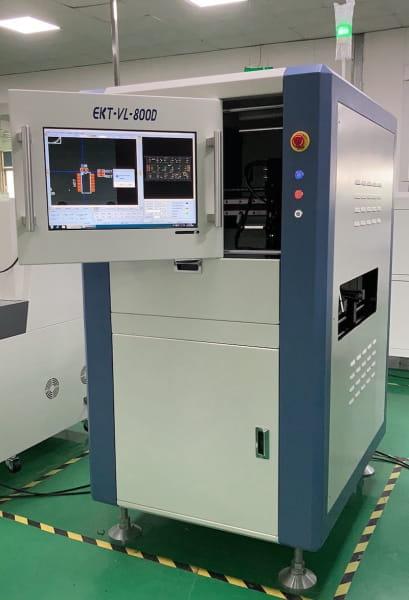 在线AOI设备 EKT-VL-800D上下双面检测